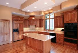best appliance color with honey oak cabinets 60 fantastic kitchens with black appliances photos home