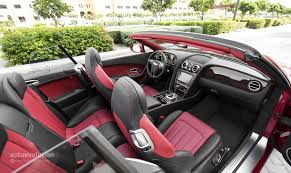 bentley gtc interior bentley continental gtc v8 review autoevolution