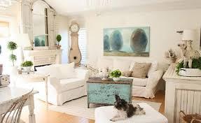 16 Coastal Shabby Chic Decor For Living Room – Top Easy Interior