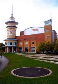 A Place Vue Vue Cinema Basingstoke The Architecturally Impressive Vue Flickr