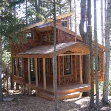 tiny house in the trees 350 sq ft of bliss