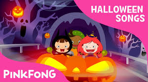 halloween party halloween songs pinkfong songs for children