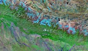 Oregon Google Maps by Nepal Map And Satellite Image
