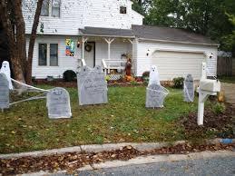 homemade spooky halloween decorations