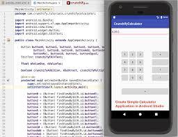 android studio ui design tutorial pdf how to create simple calculator android app using android studio
