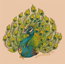 peacock tattoo by blindthistle on deviantart