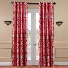 homeshop18 home decor iws door curtains 4 x 9 ft pack of 2 curtains for doors