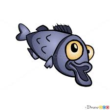how to draw fish hay day