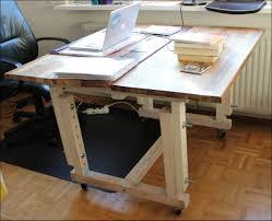 Schreibtisch Elektrisch Elektrisch Höhenverstellbarer Schreibtisch Selber Bauen U2013 Nikkihaus