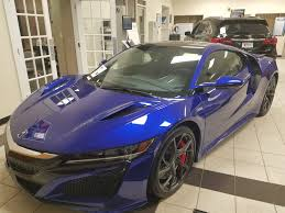 new 2017 acura nsx 2dr coupe in canton 17187 acura of avon