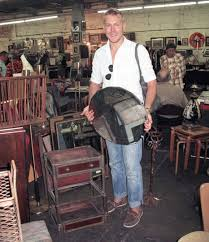 flea market shopping with eddie ross apartment therapy