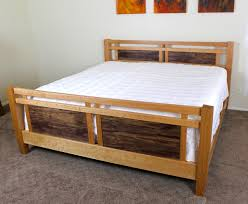 King Size Bed With Frame 260 King Size Bed The Wood Whisperer