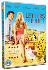 letters to juliet dvd hmv store
