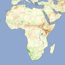 Horn Of Africa Map by Severe Drought Causes Famine In East Africa Natural Hazards
