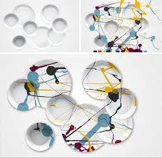 diy designs diy dish design create a colorful set of custom plates