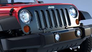 jeep grill art complete vehicle production in blender cg masters