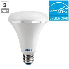 Light Bulbs International Cree 65w Equivalent Daylight 5000k Br30 Dimmable Led Light Bulb