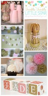 Pink And Gold Baby Shower Decorations by 20 Best U2022 Pink And Gold U2022 Images On Pinterest Pink And Gold