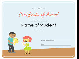 gift certificate office templates