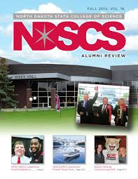 ndscs alumni review fall 2015 by north dakota state college of