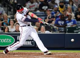 flowers atlanta bats of flowers smith lead atlanta braves to 4th win