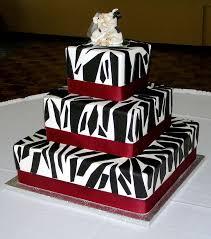awesome zebra print wedding cakes with zebra print wedding cake