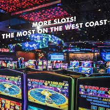 San Diego Casinos Map by San Manuel Casino Most Slots In California
