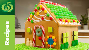 christmas gingerbread house easy gingerbread house christmas recipes countdown christmas