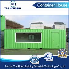 china highest level eco friendly prefabricated container house in