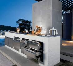 Backyard Kitchen Design Ideas 141 Best Outdoor Kitchen Inspiration Images On Pinterest Outdoor