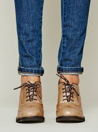 womens boots gold coast jeffrey cbell gold coast wingtip in lyst