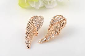 gold earring studs designs gold earrings for women