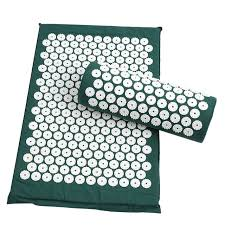 cuscino massaggiatore vertebra cervicale supporto digitopressione stuoia cuscino