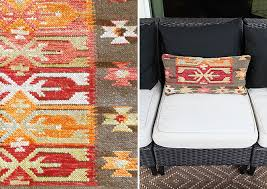 Pottery Barn Kilim Pillow Cover How To Make 3 Kilim Pillows For The Price Of One