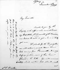 writing papers for money series 37 20 letter received by banks from arthur phillip 3 cy 3005 92