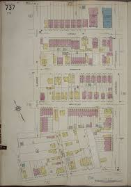 Jhu Campus Map Baltimore Maryland Sanborn Insurance Maps Of Selected Johns