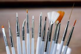 striping brush nail art images nail art designs