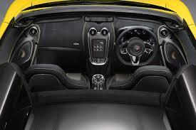 new mclaren 570s spider top down thrills woking style by car