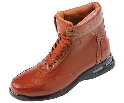 amazon com pelle pelle mens high top air bottom casual sneaker