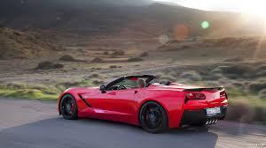 corvette stingray convertible 2015 chevrolet corvette stingray convertible eu spec side hd