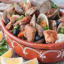 cuisine du portugal voici un plat traditionnelle au portugal le carne alentejena