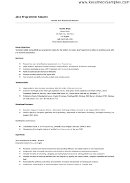 Programmer Resume Sample by Sample Java Developer Resume Updated Shubham Goswami Email