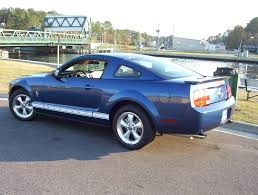 2010 ford mustang pony package 2007 ford mustang v6 pony package car autos gallery
