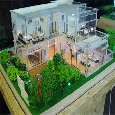 architecture design service real estate villa interior models new