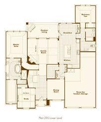 Home Plan New Home Plan 295 In Prosper Tx 75078