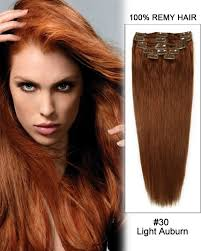 remy human hair extensions 18 11pcs clip in remy human hair extensions 30 light
