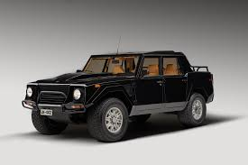 lamborghini pickup truck 1986 1993 lamborghini lm002 luxury suv review automobile magazine