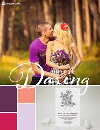 37 fall winter color trends images wedding