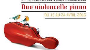 concours musique de chambre 12ème concours international de musique de chambre de lyon