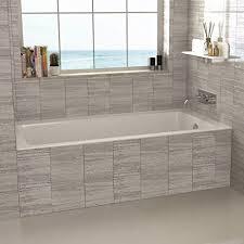 drop in 54 x 30 soaking bathtub